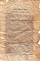 1850s Ministers Circular Letter1