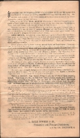 1868 Powers Masonic Publication Sales Flyers